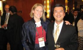 Robyn Meredith, Senior Editor, Forbes Asia & Jason Ma