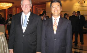 Steve Forbes, Chairman & Editor-In-Chief, Forbes Media & Jason Ma