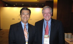 Jason Ma & Steve Forbes, Chairman & Editor-In-Chief, Forbes Media