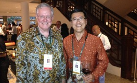 Steve Forbes, Chairman and Editor-In-Chief, Forbes Media and Jason Ma