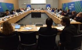 B20 Human Capital Taskforce meeting at OECD, Paris, 2014