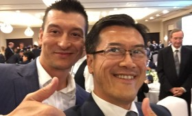 Alper Apaydin, CEO, API Investment, & Jason Ma
