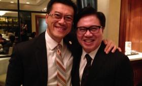 Jason Ma & Dr. Wilfred Wong, President & COO, Sands China & Chairman, Pacific Basin Economic Council, Hong Kong