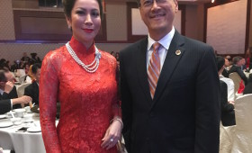 Dato' Dr. Jessie Tang, Founder & Group CEO, East West One Group, Malaysia & Jason Ma