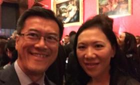 Jason Ma & Rosana Wong, Executive Director, Yau Lee Holdings Ltd