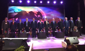 Former Presidents & Prime Ministers, & Summit Leaders