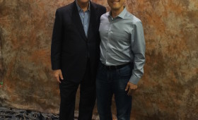 "Jack Canfield, Author of global bestseller series, ""Chicken Soup and the Soul,""  and Jason Ma"